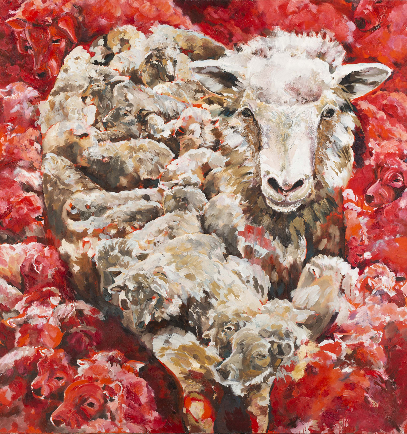 Krev a mléko/Blood and milk 2010