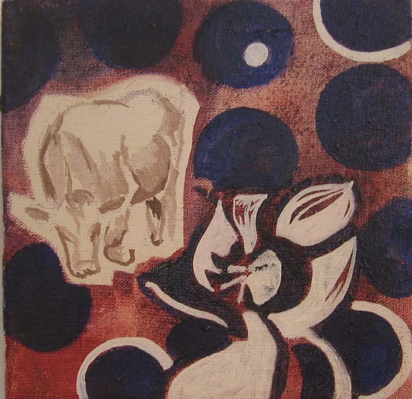 cow inside 2009