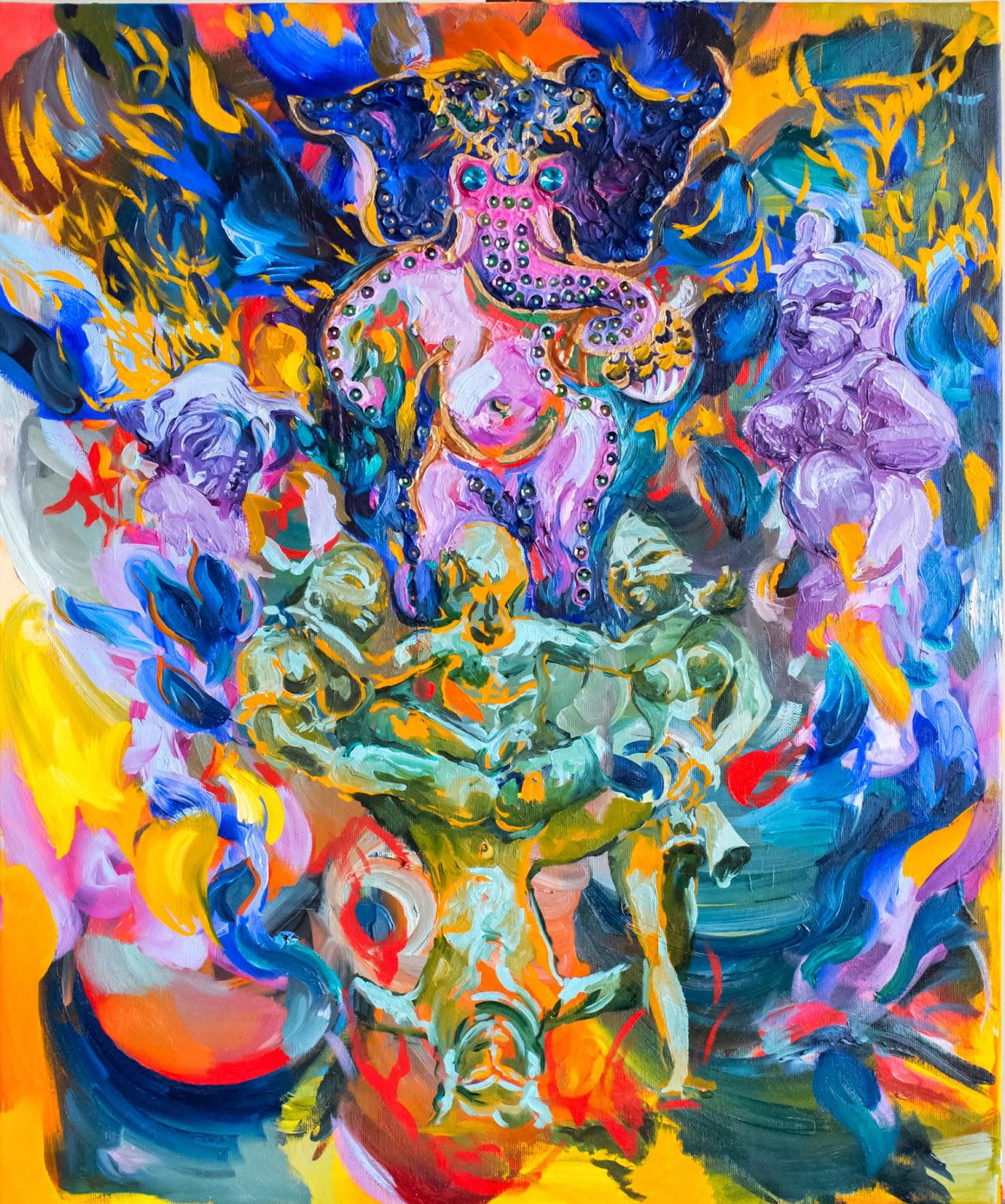 Zlatá Ganesha/Gold Ganesha 2014