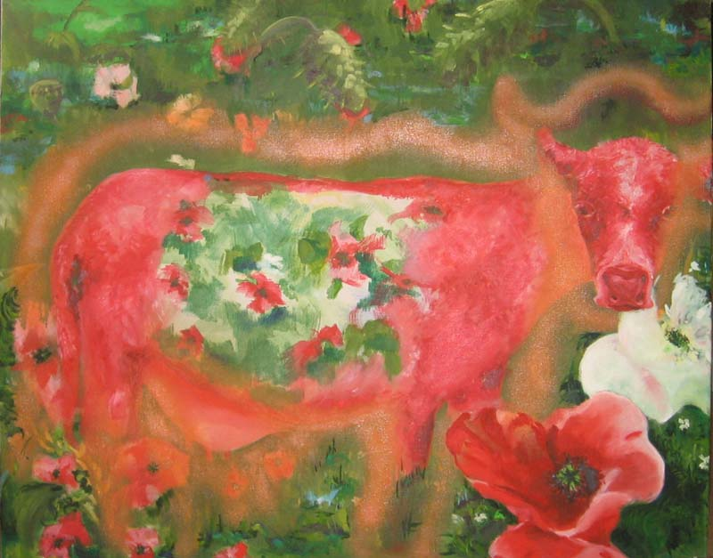 red cow 2008